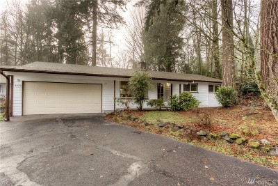 Federal Way Single Family Home For Sale: 4229 S 326th Place