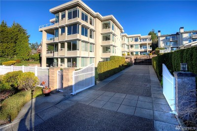 Kirkland Condo/Townhouse For Sale: 6424 Lake Washington Blvd NE #11