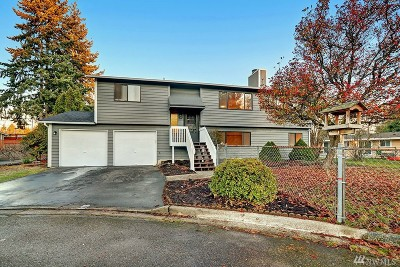 King County Single Family Home For Sale: 2345 N 189th St