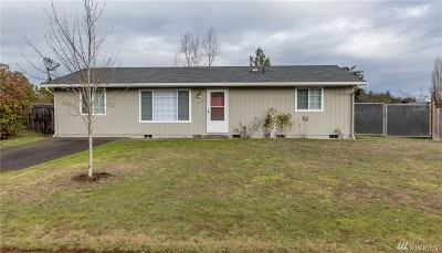 Olympia Single Family Home For Sale: 1214 Deerbrush Dr SE