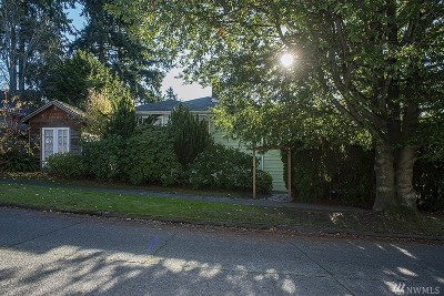 Seattle Single Family Home For Sale: 3005 NE 62nd St