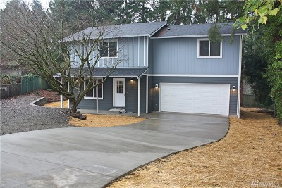 Bonney Lake Single Family Home For Sale: 11608 204th Ave E