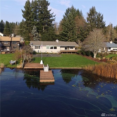 Olympia Single Family Home For Sale: 7011 Mullen Rd SE