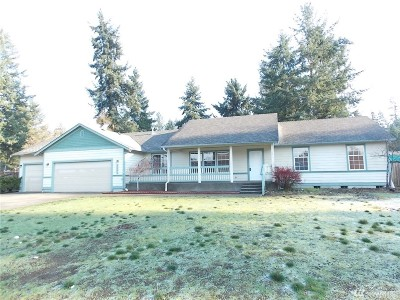 Spanaway Single Family Home For Sale: 23501 49th Ave Ct E
