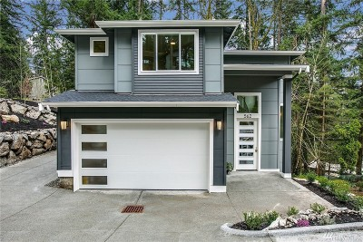 Issaquah Single Family Home For Sale: 562 SW Ellerwood