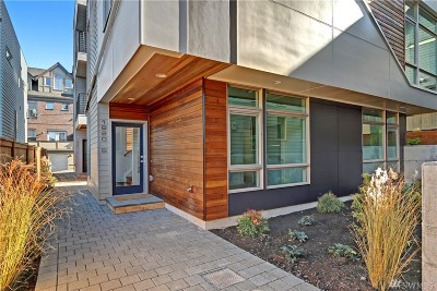 Seattle Single Family Home For Sale: 1820 11th Ave W