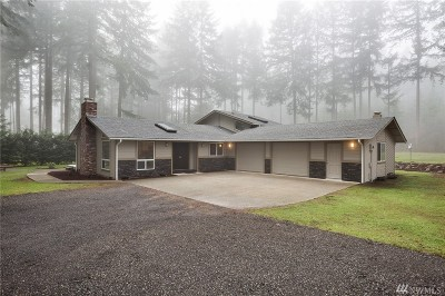 Olympia Single Family Home For Sale: 9625 Mullen Rd SE