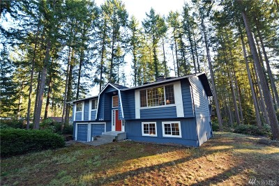 Gig Harbor Single Family Home For Sale: 5424 139th St NW