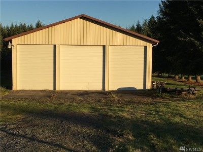 Winlock Single Family Home For Sale: 475 Roe Rd