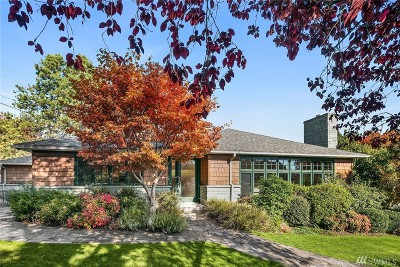 Seattle Single Family Home For Sale: 5400 NE Windermere Rd