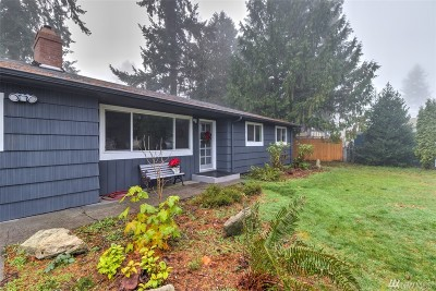 Single Family Home For Sale: 4907 20th Ave SE