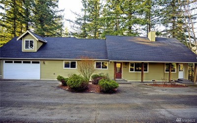 Bellingham Single Family Home For Sale: 1785 Kelly Rd
