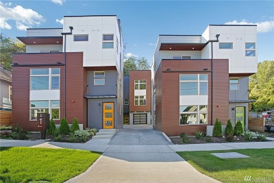 Seattle Single Family Home For Sale: 1515 Sturgus Ave S #B