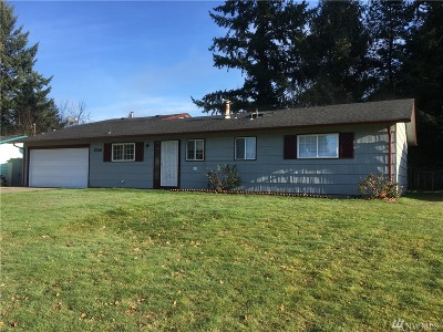 Lacey Single Family Home For Sale: 3006 Catalina Dr SE