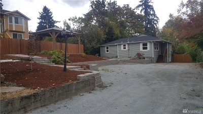 Renton Single Family Home For Sale: 224 Powell Ave SW