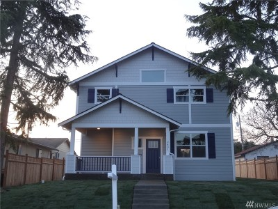 Bellingham Single Family Home For Sale: 2431 Grant St