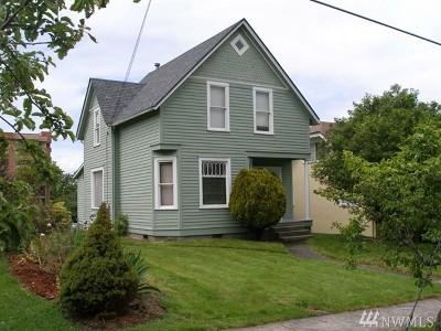 Bellingham Multi Family Home For Sale: 1627 Humboldt St