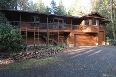 Shelton Single Family Home For Sale: 425 E Pointes Dr E