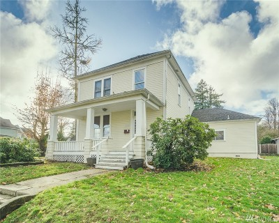 Single Family Home For Sale: 519 SW Quincy Place