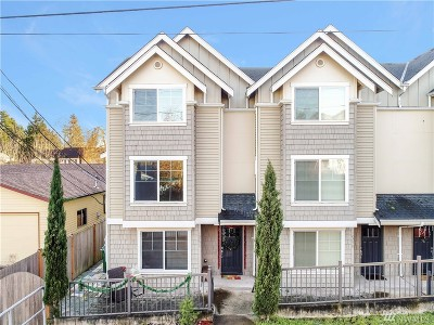 Seattle Single Family Home For Sale: 1029 NE 123rd St #C