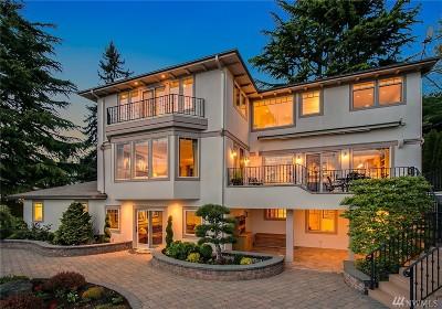 Single Family Home For Sale: 2555 Magnolia Blvd W