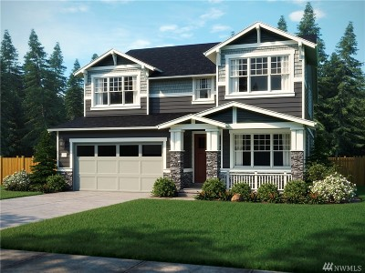 Single Family Home For Sale: 23546 SE 45th Place #Lot11