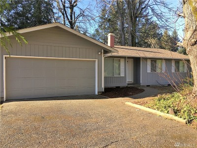 Olympia Single Family Home For Sale: 5109 Normandy Dr SE