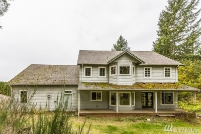 Gig Harbor Single Family Home For Sale: 7811 31st St NW