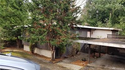 Bellevue Single Family Home For Sale: 5817 Lake Washington Blvd SE
