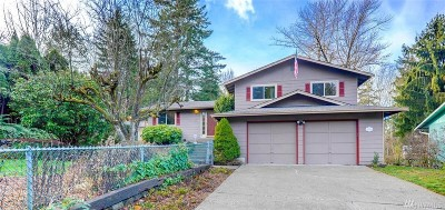 Bothell Single Family Home For Sale: 22024 Meridian Ave S