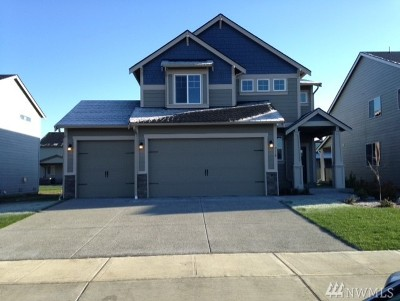 Orting Single Family Home For Sale: 704 Koehler (Lot 35) Ave SW