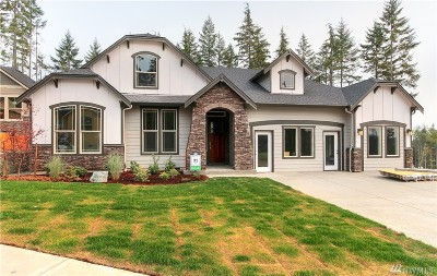 Port Orchard Single Family Home For Sale: 4819 Castleton Rd SW