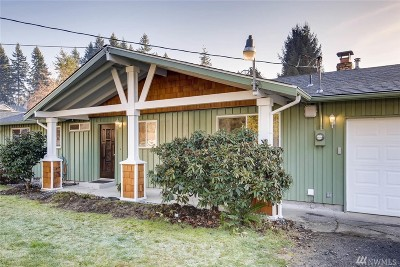 Puyallup Single Family Home For Sale: 8304 123rd St E