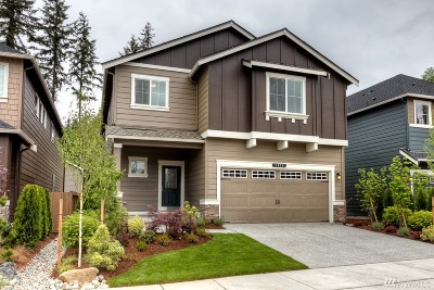 Single Family Home For Sale: 9818 15th Place SE #41