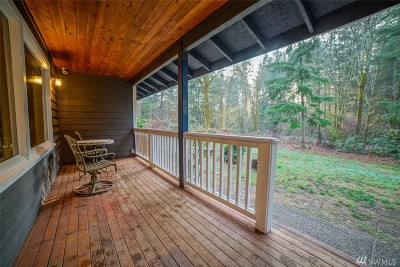 Gig Harbor Single Family Home For Sale: 13519 112th Ave NW