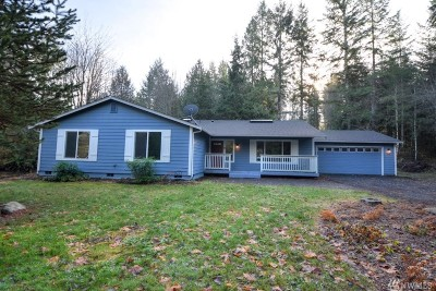 Shelton Single Family Home For Sale: 750 East Greenview Lane