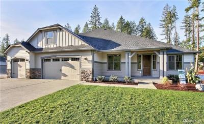 Auburn WA Single Family Home For Sale: $879,900