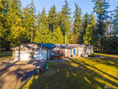 Whatcom County Single Family Home For Sale: 7426 N Enterprise Rd