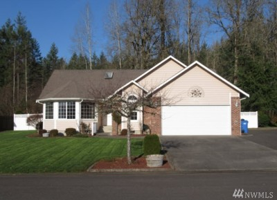 Chehalis Single Family Home For Sale: 126 Trevor Lane
