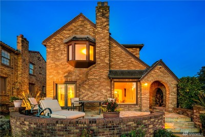 Single Family Home For Sale: 2412 Magnolia Blvd W