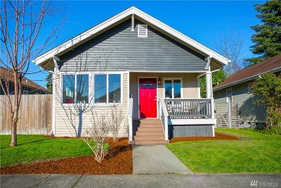 Everett Single Family Home For Sale: 3005 Victor Place