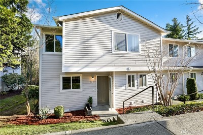 Bothell Condo/Townhouse For Sale: 18910 Bothell-Everett Hwy #H1