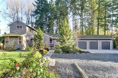 Kenmore Single Family Home For Sale: 20320 62nd Ave NE