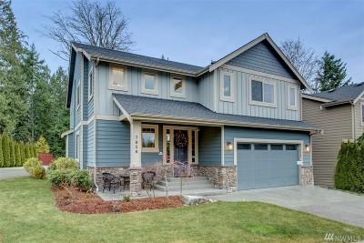 Kirkland Single Family Home For Sale: 7626 NE 143rd Ct