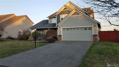 Puyallup Single Family Home For Sale: 13621 68th Av Ct E