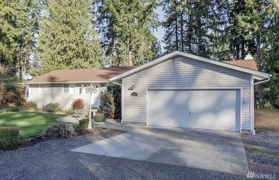 Lake Tapps WA Single Family Home For Sale: $315,000