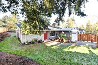 Seattle Single Family Home For Sale: 10403 15th Ave NE