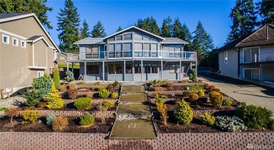 Lake Tapps WA Single Family Home For Sale: $850,000