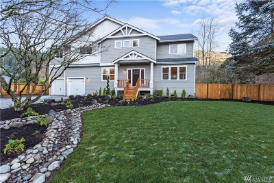 Issaquah Single Family Home For Sale: 1106 Lewis Lane SE