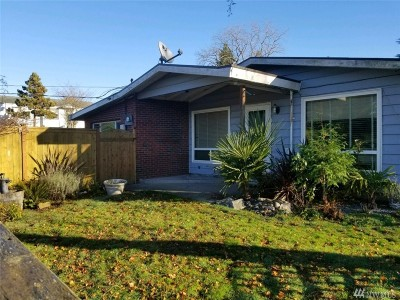 Seattle Single Family Home For Sale: 11004 28th Ave SW